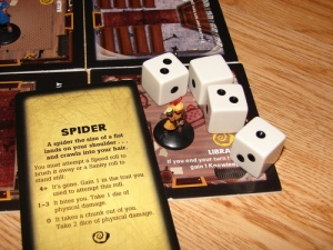 betrayal spider