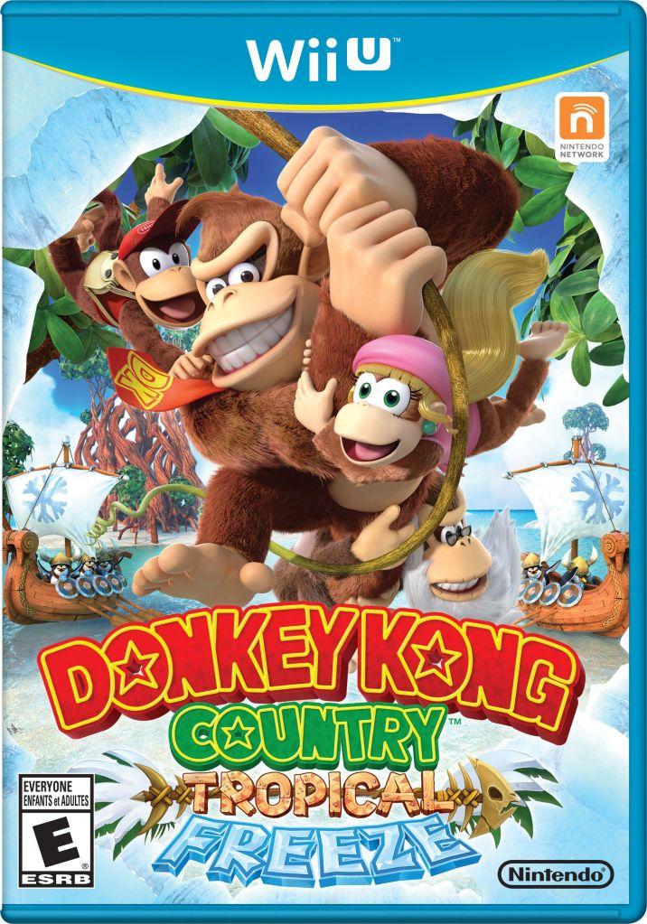 DKC boxart