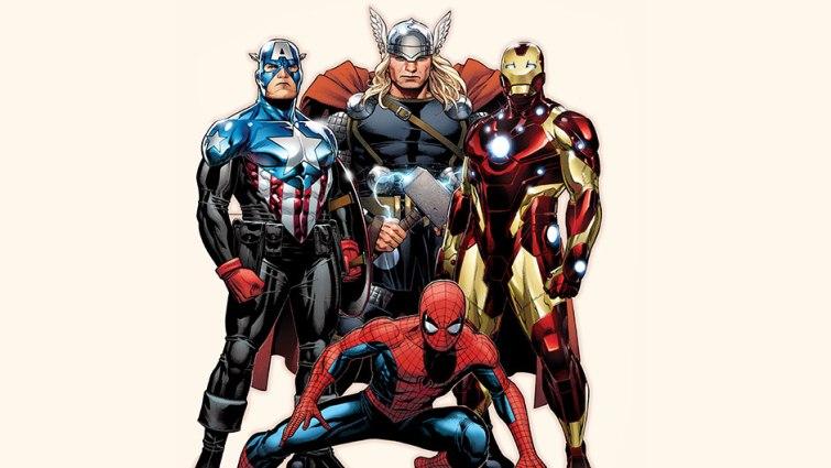 Courtesy of Marvel
