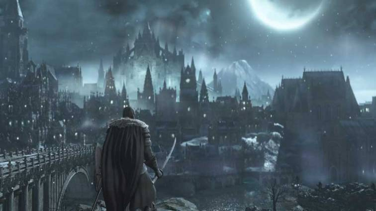 The view of Irithyll.