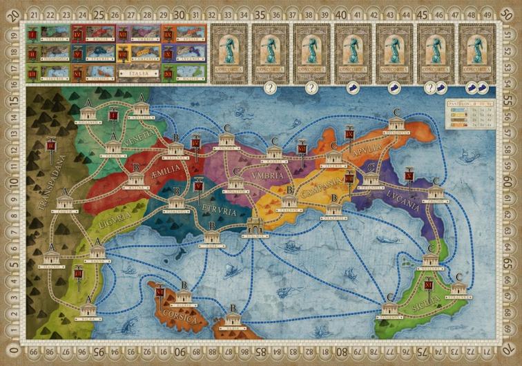 concordia map